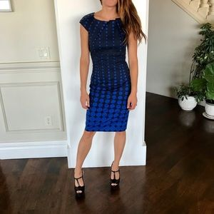 Karen Millen Polka Dot Dress